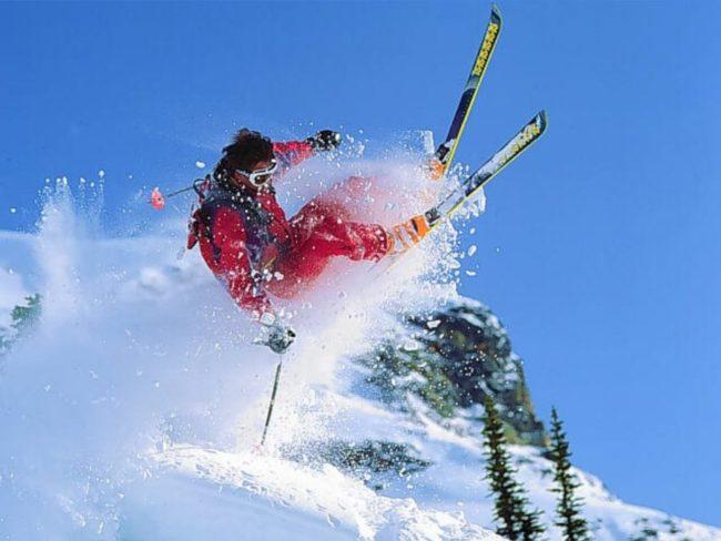 Esporte de inverno mais curiosos do mundo