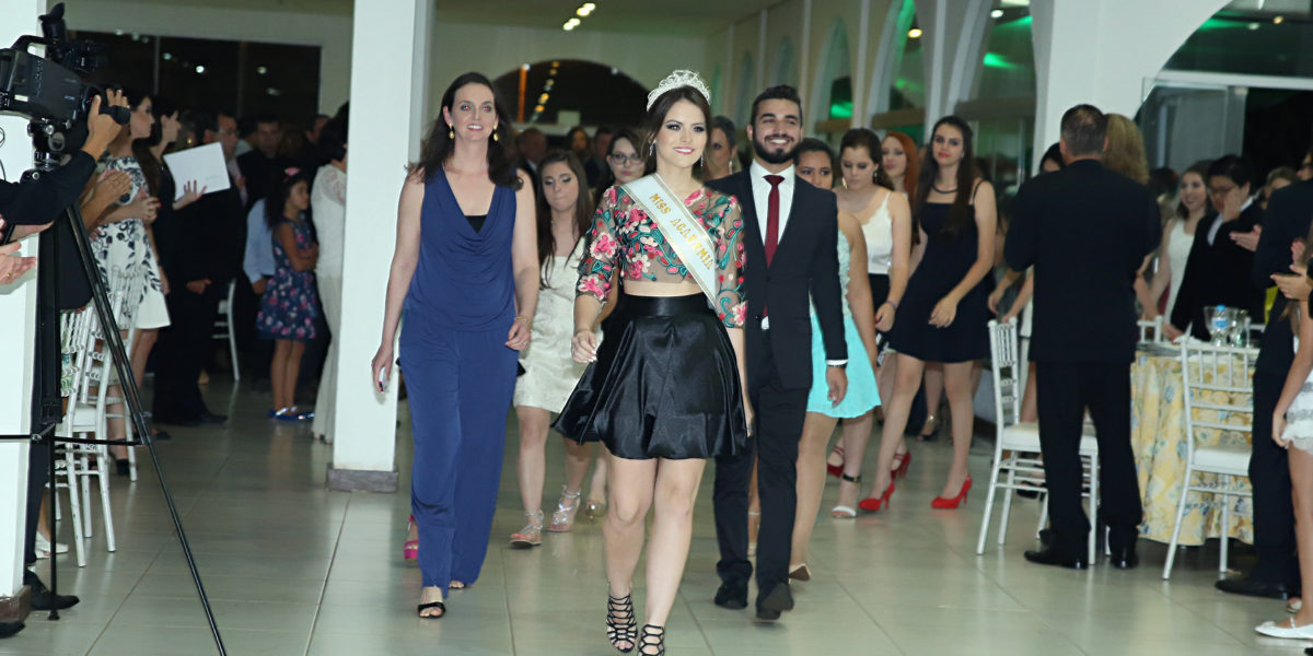 Formatura Academia Washington