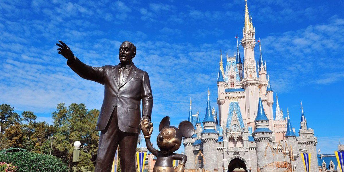Viajar para Disney