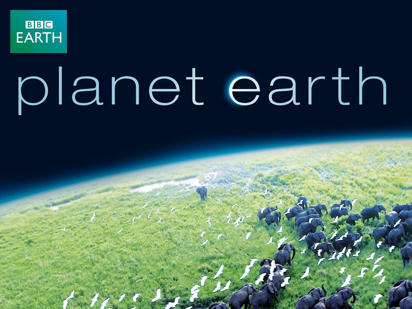 Filmes para assistir sem legenda Planet Earth