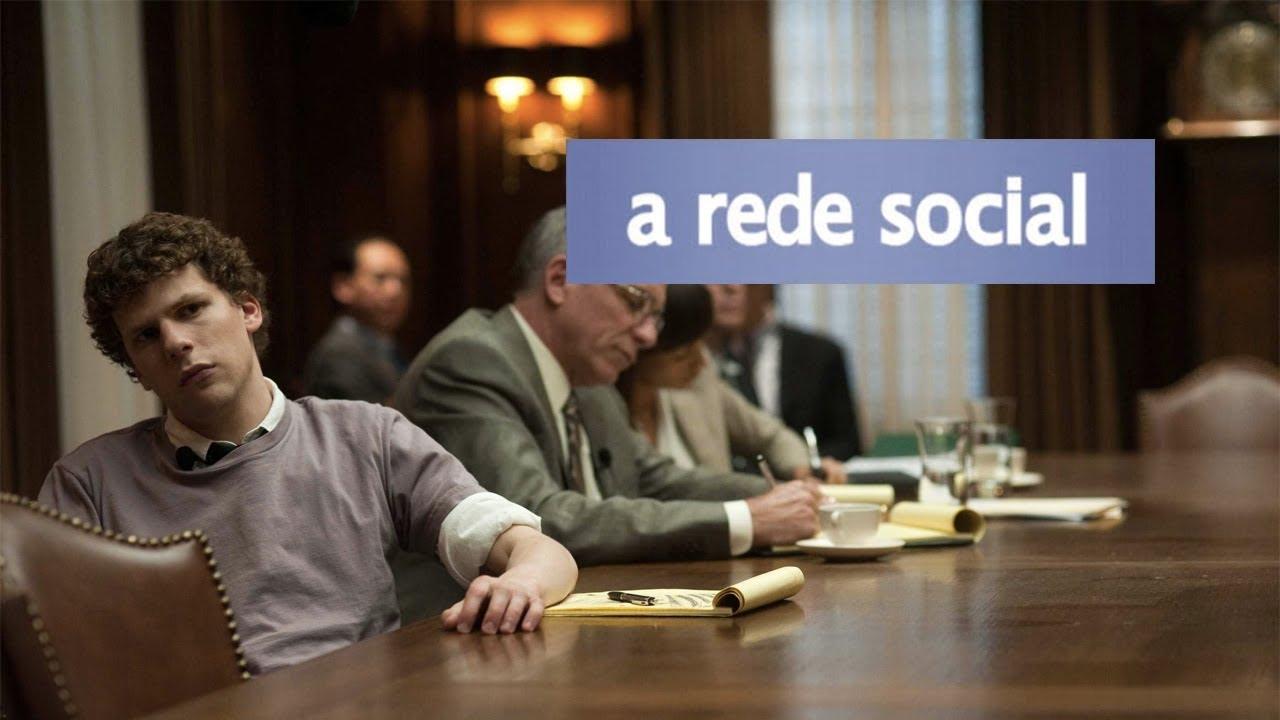Filmes para assistir sem legenda the social network