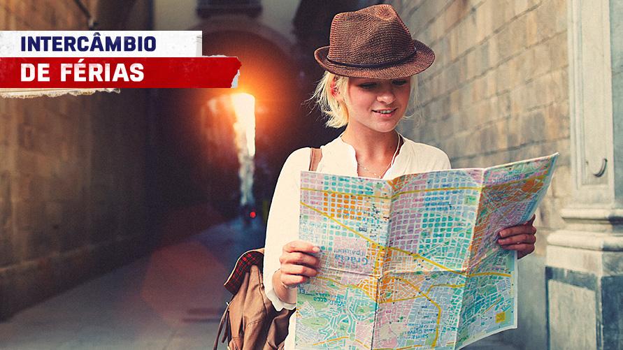 Intercâmbio de férias para aprender inglês